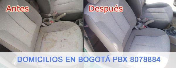 Lavado de tapicer a de carros a domicilio bogota autos sillas seco r pido - Tapiceros de coches en murcia ...